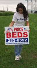 Inexpensive Signs  - YARD Signs