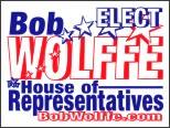 Budget Election Yard Signs,
